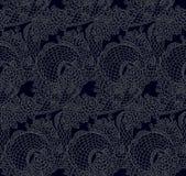 Безшовная китайская текстура дракона Стоковые Фото
