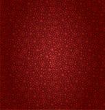 Безшовная красная картина Стоковое Изображение