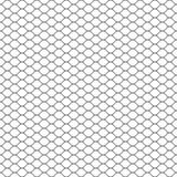 Безшовная клетка решетка сетка Предпосылка восьмиугольника иллюстрация штока