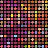 Безшовная мозаика pattern_5 иллюстрация вектора