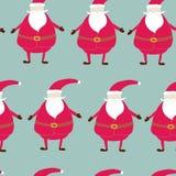 Безшовная нарисованная вручную картина рождества Printable шаблоны Стоковая Фотография RF