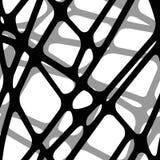 Безшовная объемная геометрическая предпосылка Стоковое Изображение