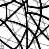 Безшовная объемная прозрачная предпосылка Стоковая Фотография RF