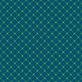 Безшовная округленная квадратная предпосылка вида решетки - vector дизайн от раскосных квадратов Стоковая Фотография