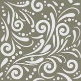 Безшовная орнаментальная картина для дизайна Стоковое фото RF