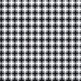 Безшовная повторяя ткань, щетка чернил штрихует картину Стоковая Фотография RF