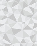Безшовная полигональная картина стоковая фотография rf