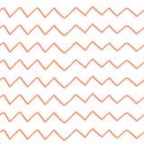 Безшовная предпосылка от розовых ломанных линий также вектор иллюстрации притяжки corel иллюстрация вектора