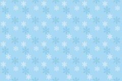 Безшовная предпосылка снежинок иллюстрация штока