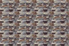 безшовная предпосылка текстуры каменной стены ashlar текстурированная стена закончите загородку с утесом стоковые фотографии rf