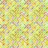 Безшовная предпосылка картины, обои с формой повторения геометрической Стоковое Изображение RF