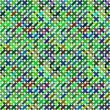 Безшовная предпосылка картины, обои с формой повторения геометрической Стоковое фото RF