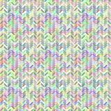 Безшовная предпосылка картины, обои с формой повторения геометрической Стоковые Изображения RF