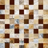 Безшовная предпосылка с картинами мрамора и камня Стоковое Изображение