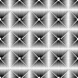 Безшовная проверенная текстура. Стоковые Фотографии RF