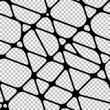 Безшовная прозрачная предпосылка Стоковое Изображение RF