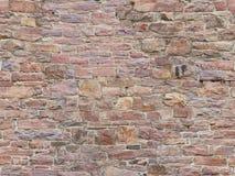 Безшовная плитка предпосылки каменной стены кварцита Стоковое фото RF