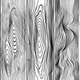 Безшовная древесина картины Стоковые Изображения