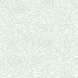 Безшовная розовая картина Стоковое Изображение RF