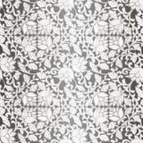 Безшовная роскошная картина с цветками Цветочный узор для приглашений, карт, печати, обруча подарка, производства, ткани, ткани,  иллюстрация вектора
