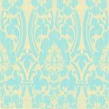 Безшовная светлая абстрактная striped предпосылка года сбора винограда цветочного узора Стоковое Фото