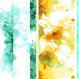 Безшовная светлая картина для ткани Стоковое Фото