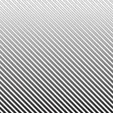 Безшовная серая диагональ градиента обнажает предпосылку картины Иллюстрация вектора