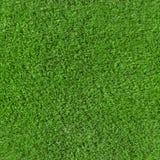 Безшовная синтетическая трава Стоковые Изображения