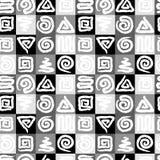 безшовная спиральн текстура Стоковая Фотография RF