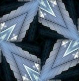 Безшовная стеклянная предпосылка 7 картины Стоковые Фотографии RF