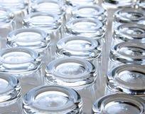 Безшовная стеклянная предпосылка Стоковая Фотография RF