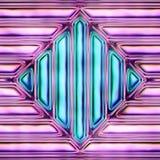 Безшовная текстура абстрактное яркое сияющее красочного Стоковые Фото