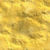 Безшовная текстура золота, сделанная по образцу предпосылка Стоковое Фото