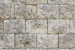 безшовная текстура коричневого камня Стоковая Фотография