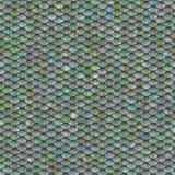 Безшовная текстура маштабов Стоковое фото RF
