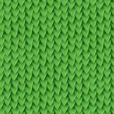 Безшовная текстура металлических масштабов дракона Картина кожи гада Стоковые Изображения