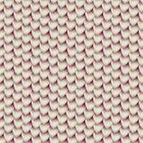 Безшовная текстура металлических масштабов дракона Картина кожи гада Стоковые Изображения RF