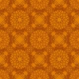 Безшовная текстура на апельсине Элемент для конструкции Стоковое фото RF