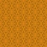 Безшовная текстура на апельсине Элемент для конструкции Стоковые Изображения RF