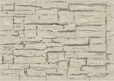Безшовная текстура светлого камня Стоковые Изображения