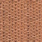 Безшовная текстура связанного свитера Стоковое Фото