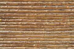 Безшовная текстура. Старая деревянная стена Стоковые Фотографии RF