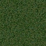 Безшовная текстура чая пороха зеленого иллюстрация штока