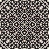 Безшовная текстура шнурка Стоковое Фото