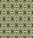 Безшовная традиционная геометрическая картина бесплатная иллюстрация