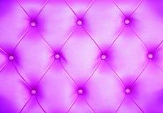 Безшовная фиолетовая кожаная предпосылка текстуры Стоковое фото RF