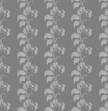 Безшовная флористическая предпосылка Стоковое фото RF