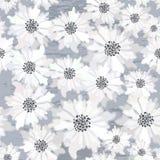 Безшовная флористическая картина весны Стоковое фото RF