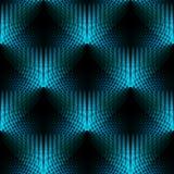 Безшовная чернота бирюзы картины отверстия голубая перенесенная габаритно иллюстрация штока