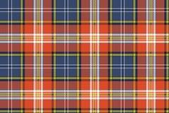Безшовная шотландка тартана текстуры ткани картины бесплатная иллюстрация